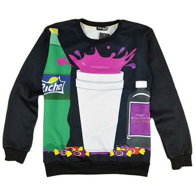 Sugar Splash Unisex Sweatshirt