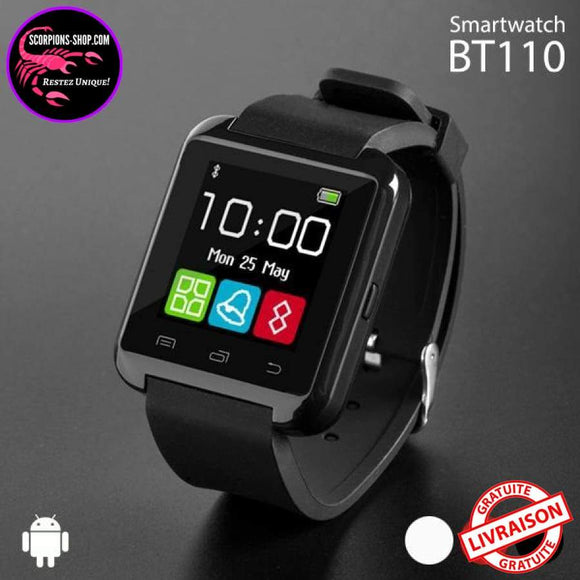 Montre Intelligente Smartwatch BT110 avec Audio-montres-scorpions-shop