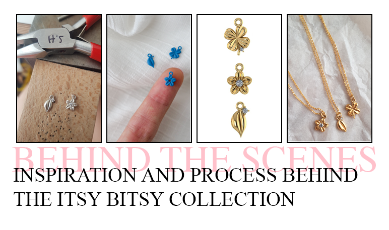 Behind The Scenes: Inspiration and process behind the Itsy Bitsy Collection