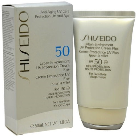 Shiseido Urban Environment UV Protection Cream Plus Spf50 50ml