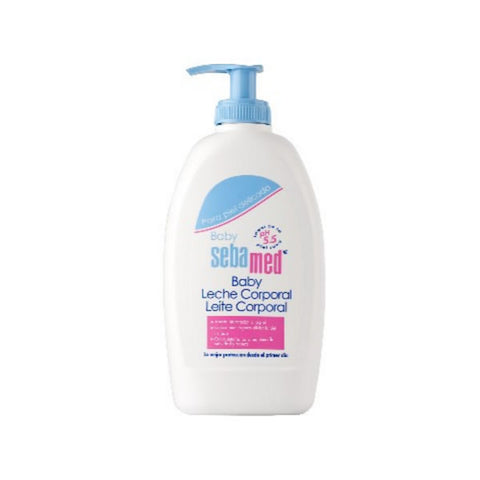 Sebamed Baby Body Milk 400ml