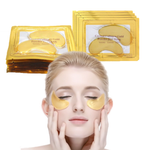 Collagen Guld øjenmaske - gold eye mask