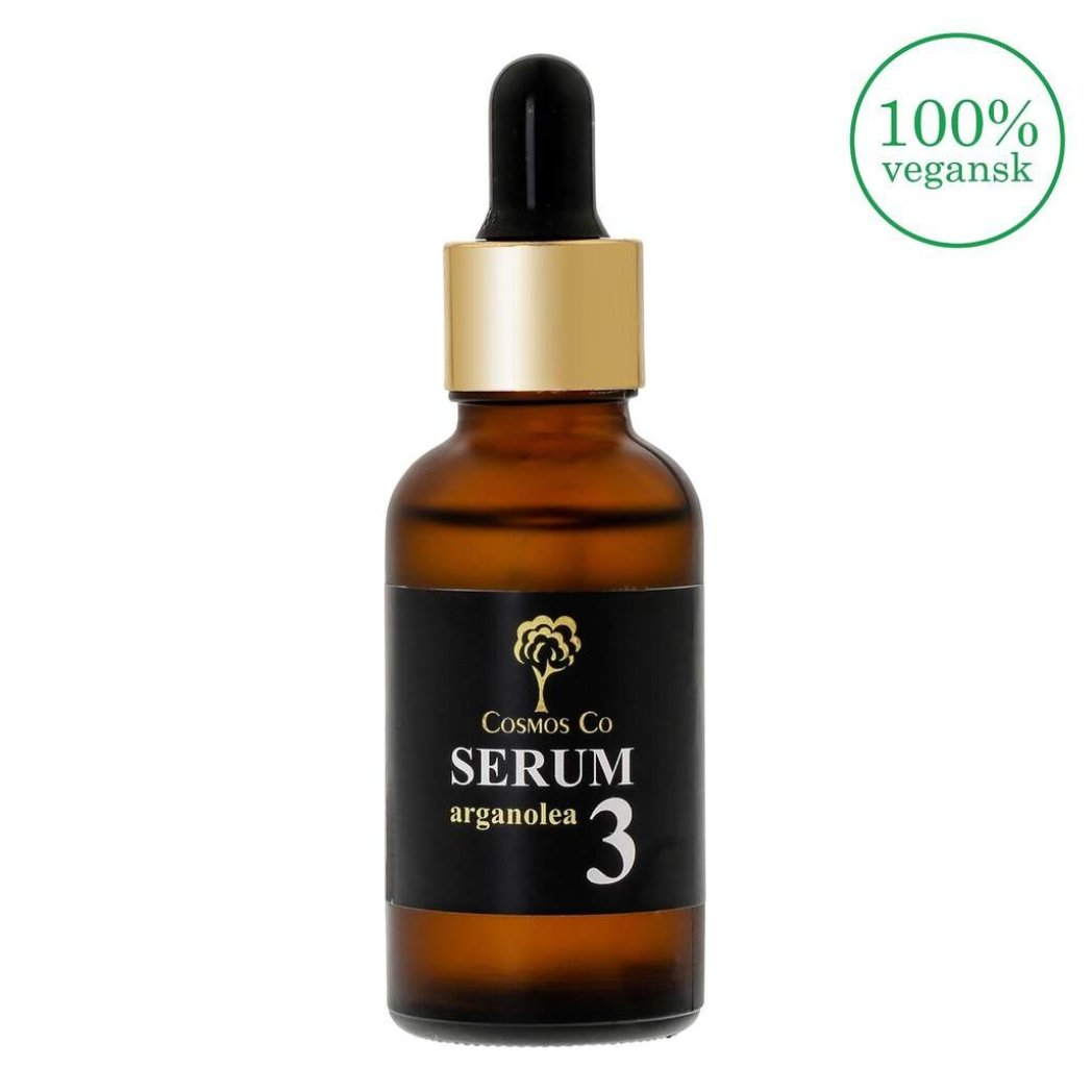 Image of   Cosmos Co - Arganolea 3 Ansigts serum (30 ml)