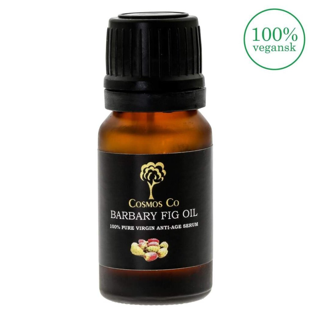 Image of   Cosmos Co - Økologisk Barbary Fig Oil (Kaktus Olie) - 10ml