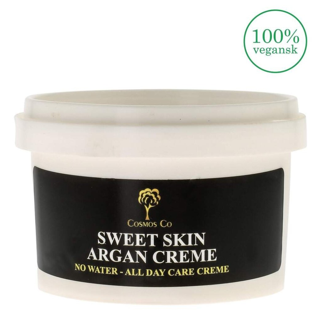 Image of   Cosmos Co - Sweet Skin Argan Creme (200 g)