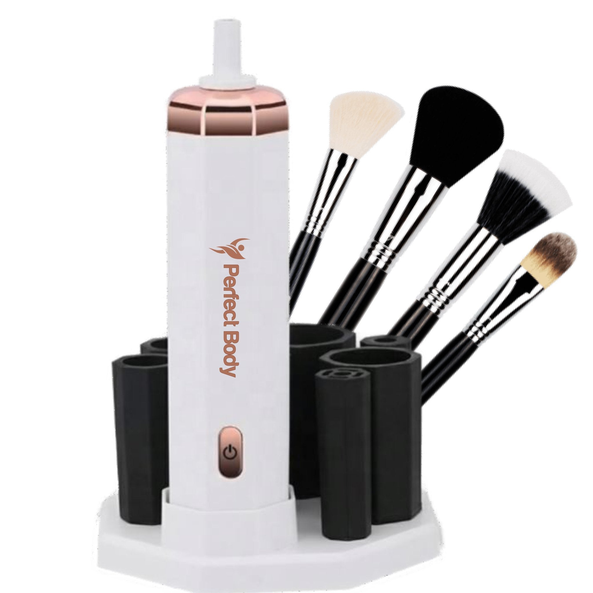 Image of   Elektrisk Makeup Børste Renser - Makeup Brush Cleaner
