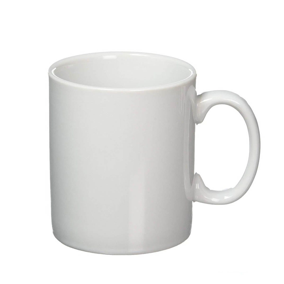 1124/W 11oz White Color Coffee Mug