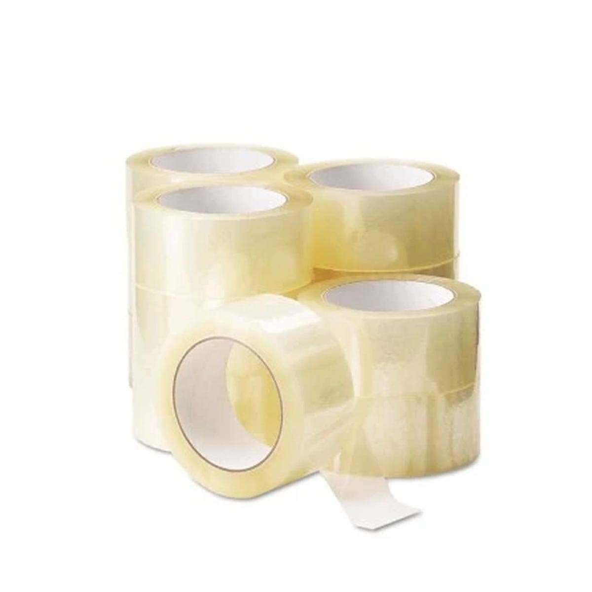 48mm x 90Y Opp Tape (Transparent)