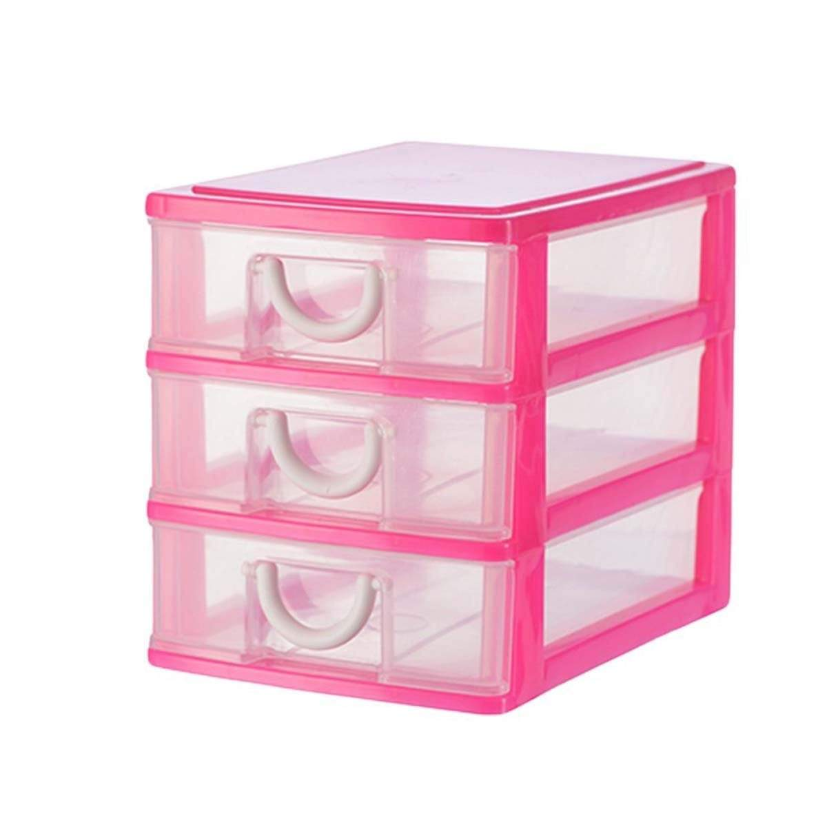 6130 Mini Drawer A4 - 3 Tier