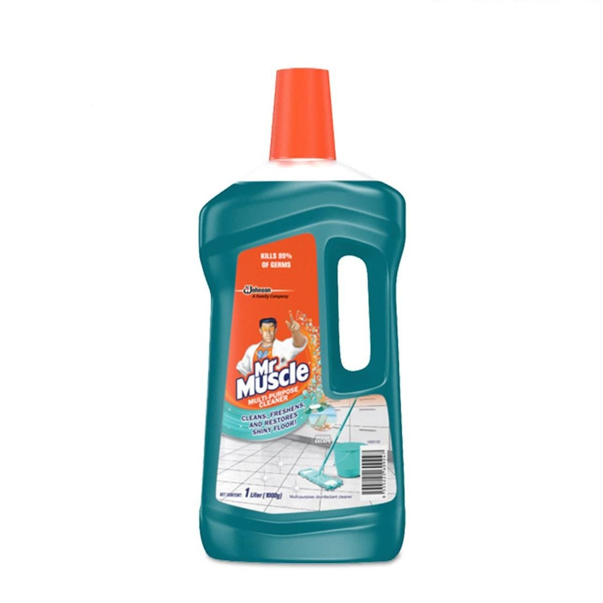 692745 Mr Muscle Floor Cleaner O/Escape 1L