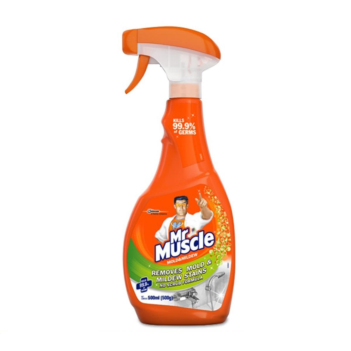 693612 Mr Muscle Mold & Mildew 500ml