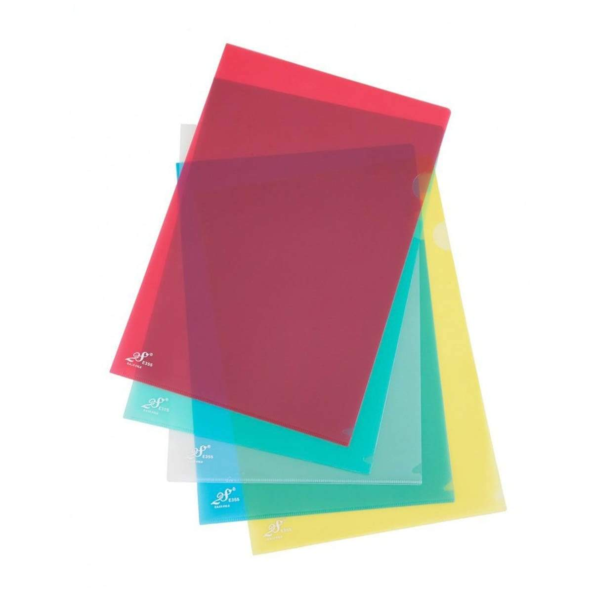 A4 PP L - Shape Folder