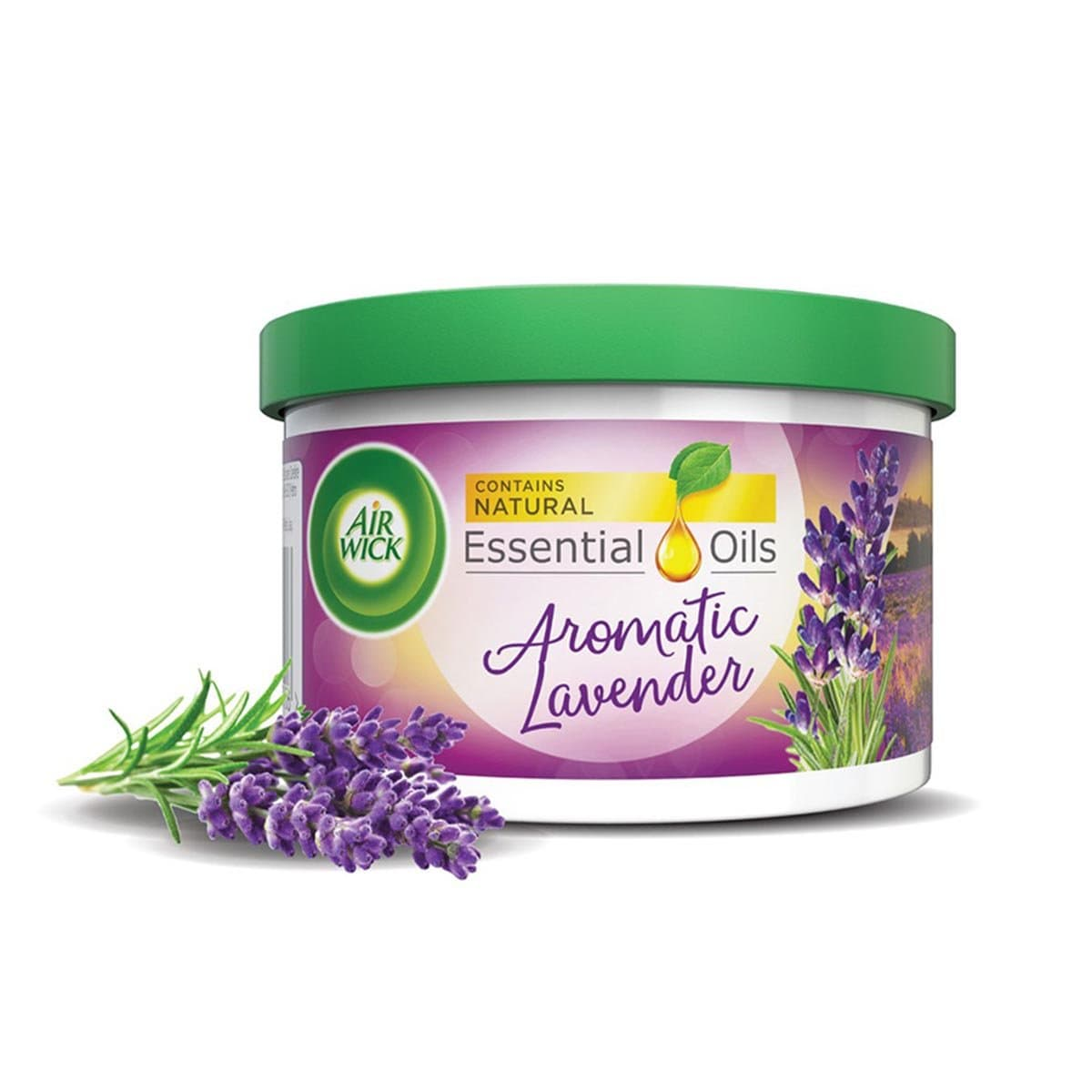 Air Wick Scented Gel Can Aromatic Lavender (70g)