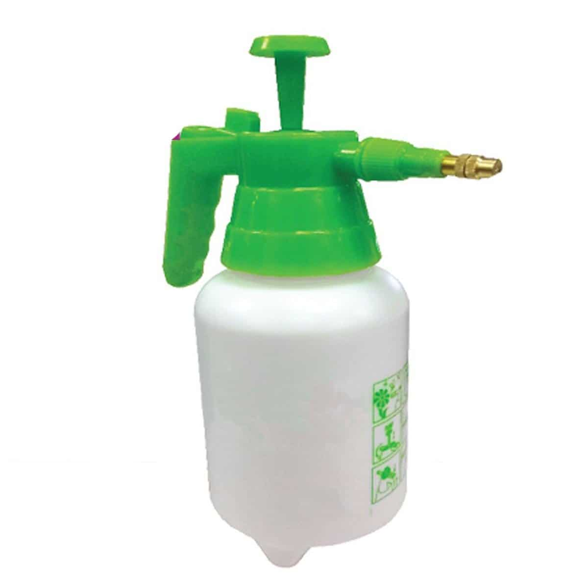 ANEKA 2L Pressure Sprayer Manual Pump Hand Held Garden Pump 2000ml