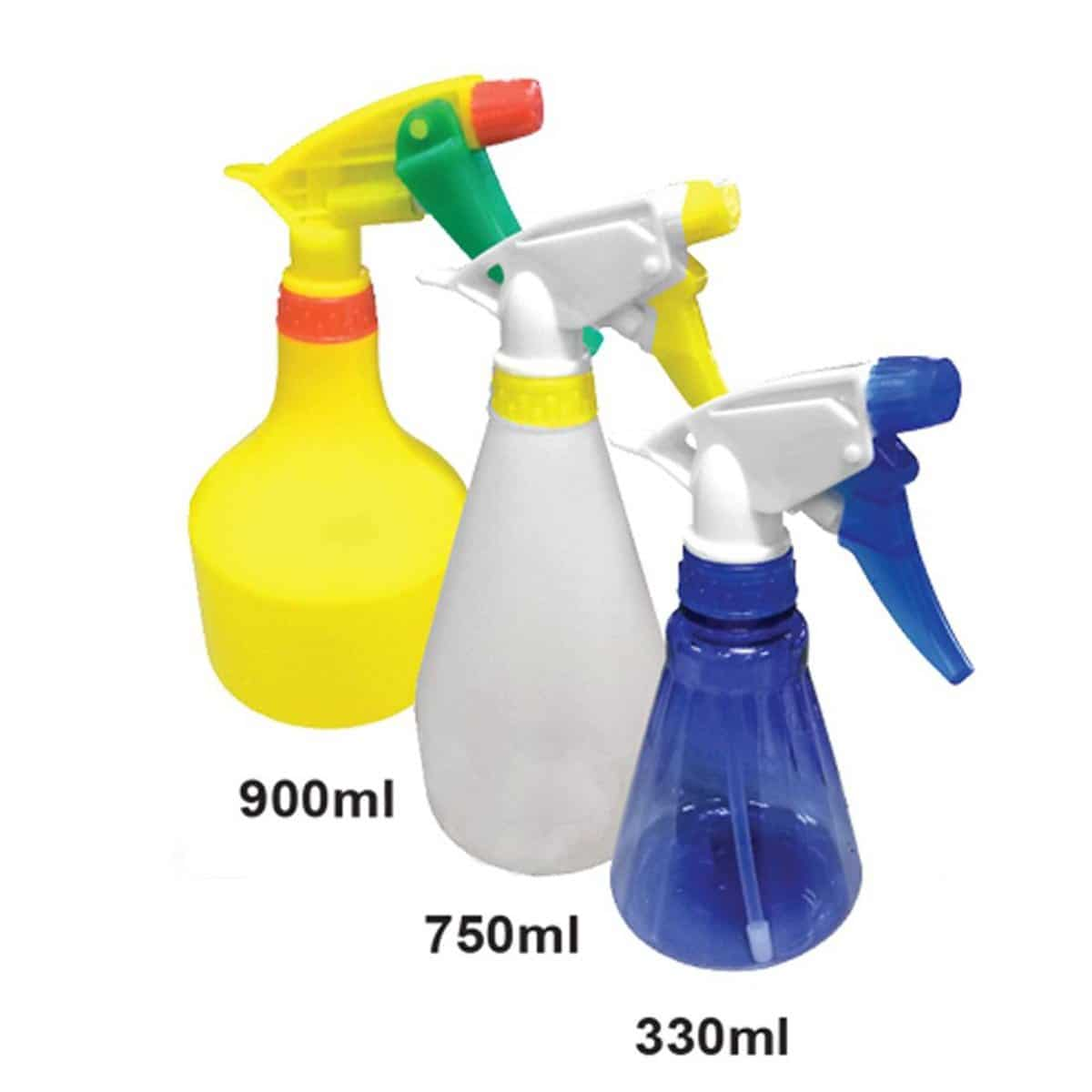 Aneka Pump Garden Spray Mist Hand Trigger Water Sprayer 750ml ITS750