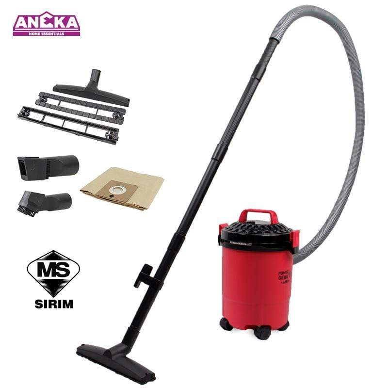 Aneka Wet & Dry Vacuum Cleaner 12L 1000W
