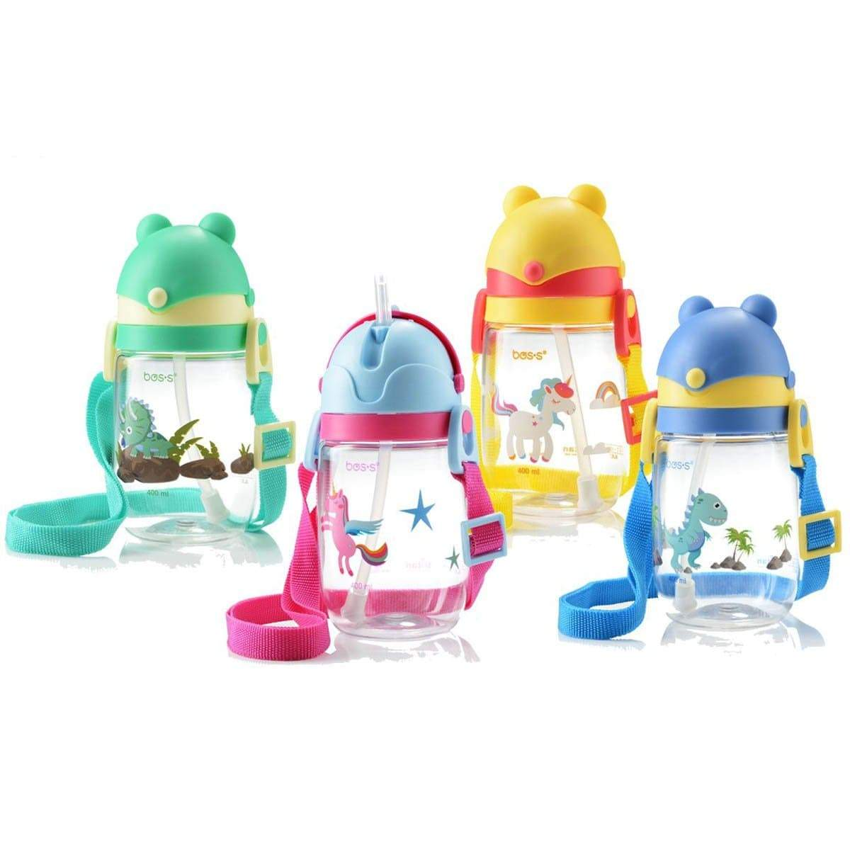 Bos's Kids Drinking Bottle BPA Free BFM040