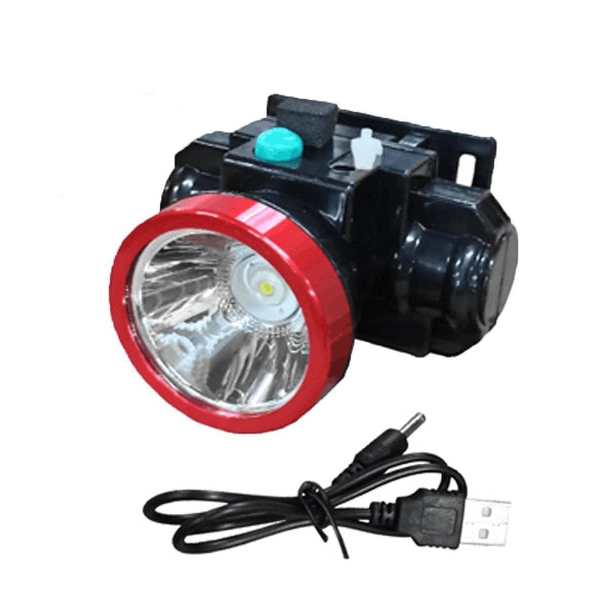 BOSSMAN Rechargeable LED Headlight BLH15W