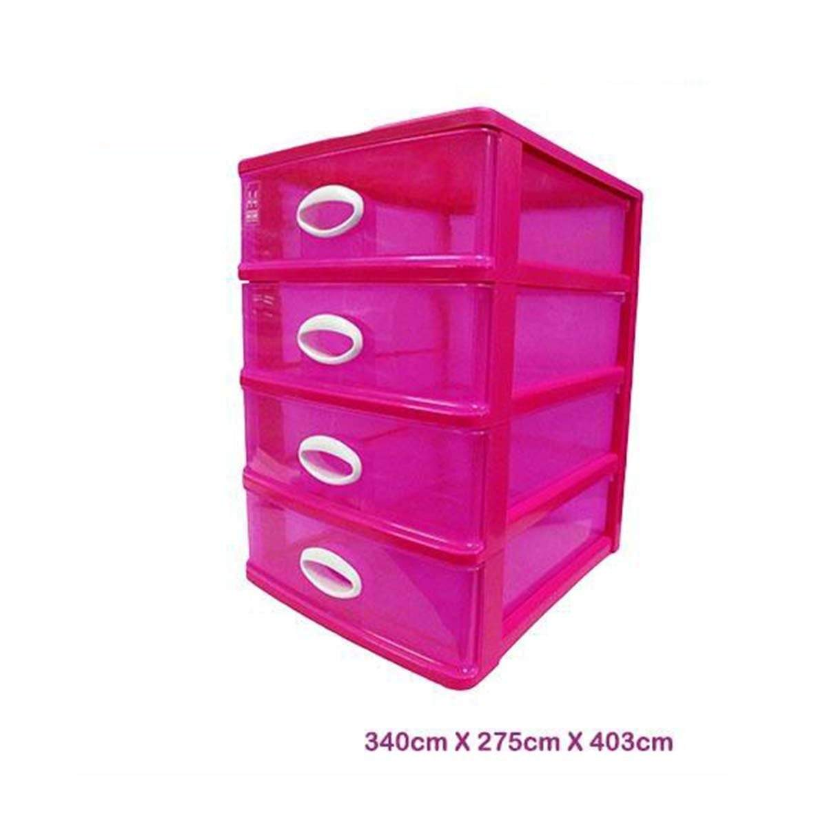DW5924 LAVA A4 Drawer 4 Tier