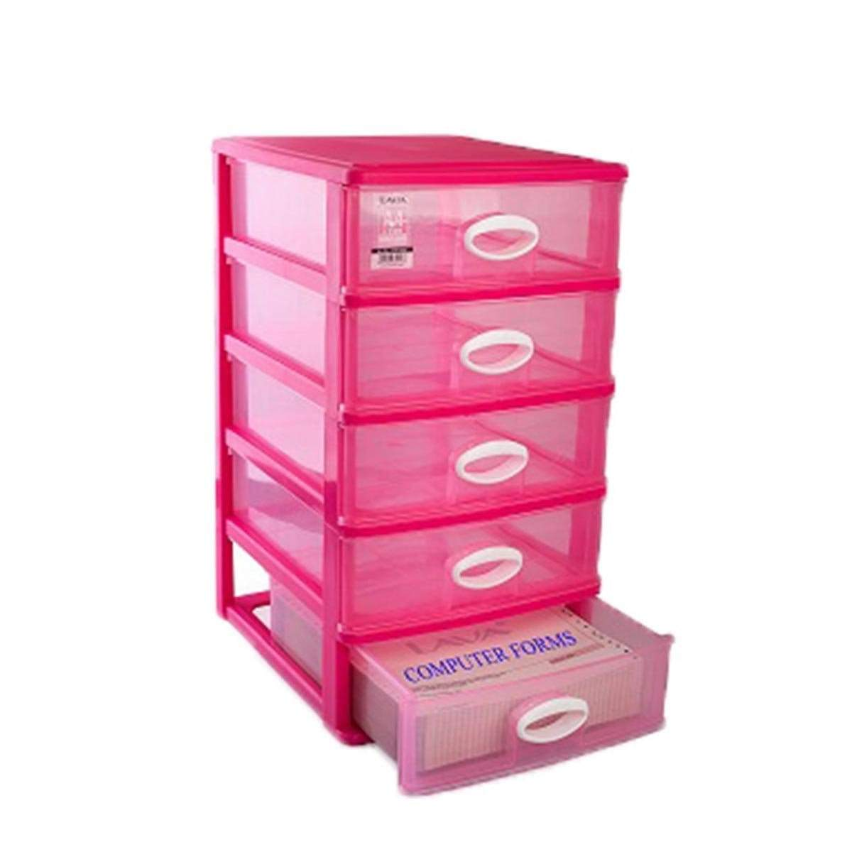 DW5925 LAVA A4 Drawer 5 Tier