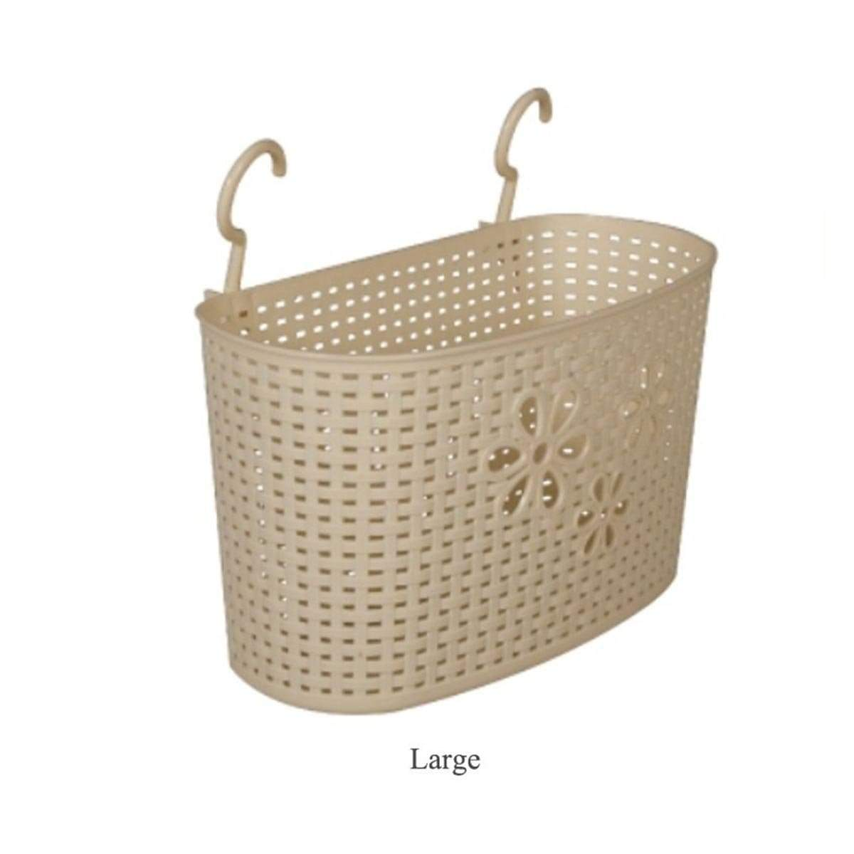 FBH35 Felton Basket with Hook - L