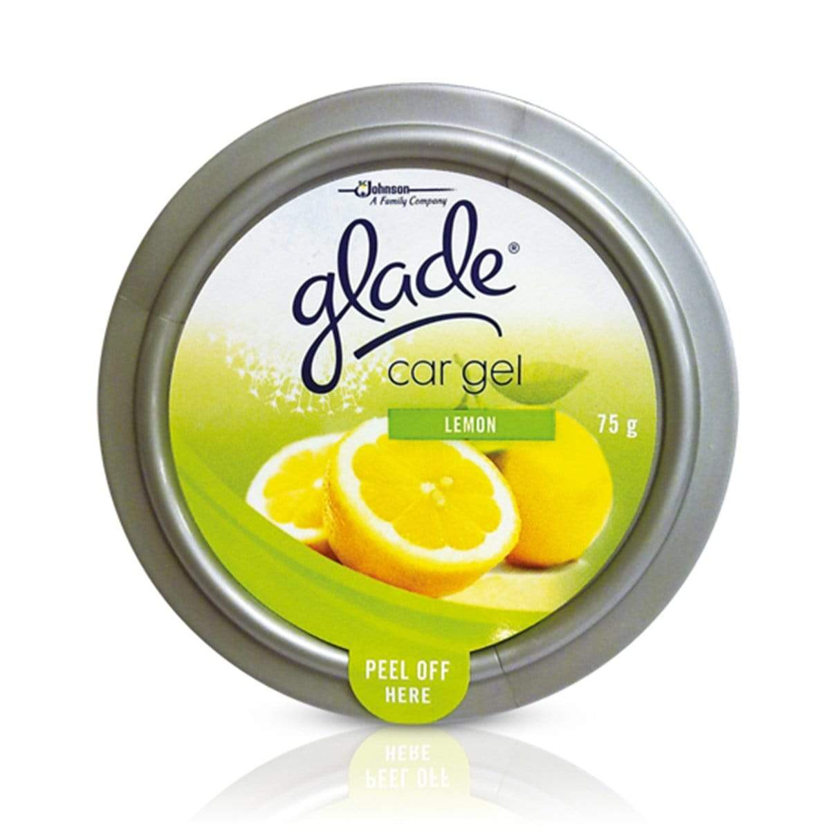 Glade Car Gel Lemon 75g 629167