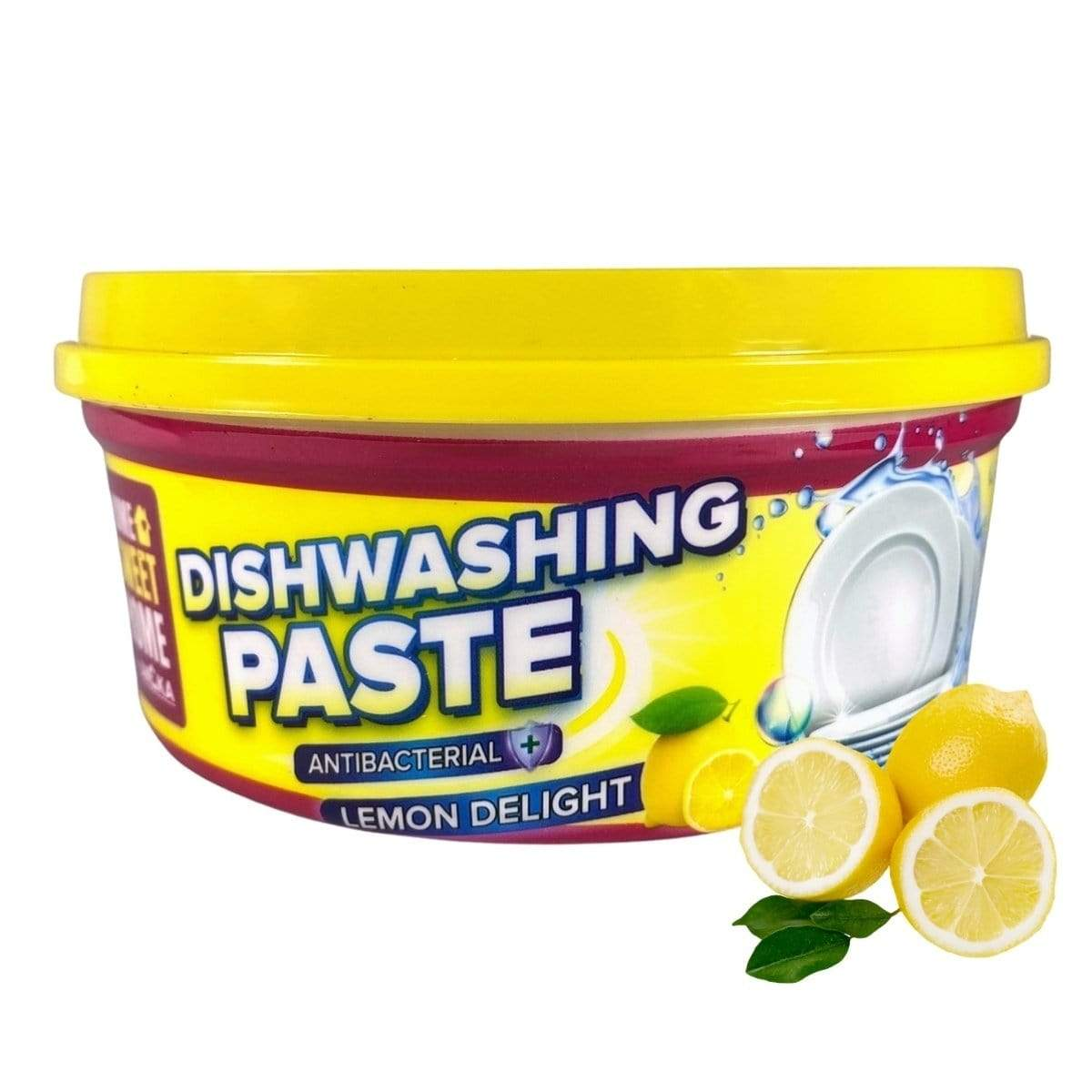 Home Sweet Home Dishwashing Paste 400g Lemon