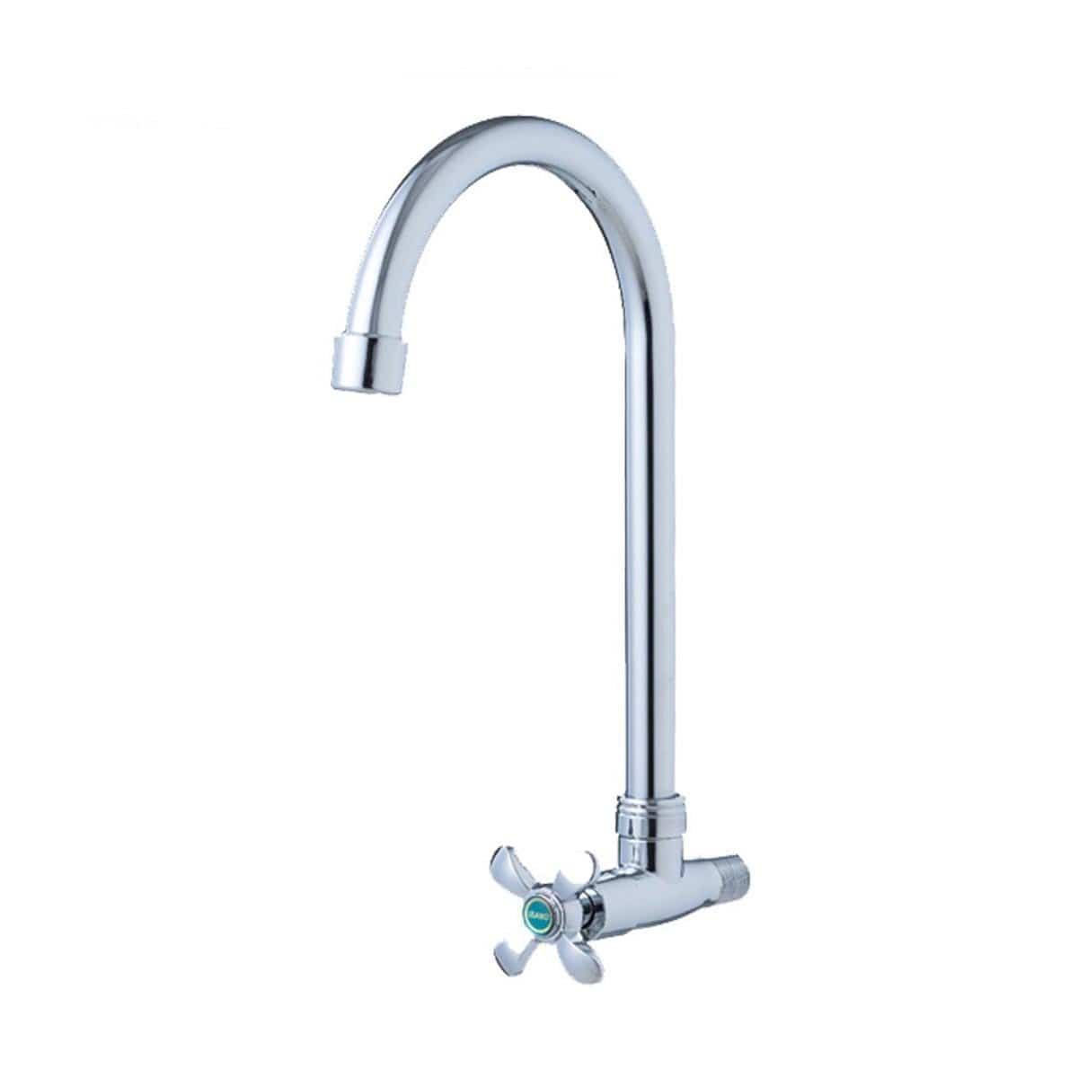 "ISANO ECO 1/2"" Swan Neck Tap 8700SS"