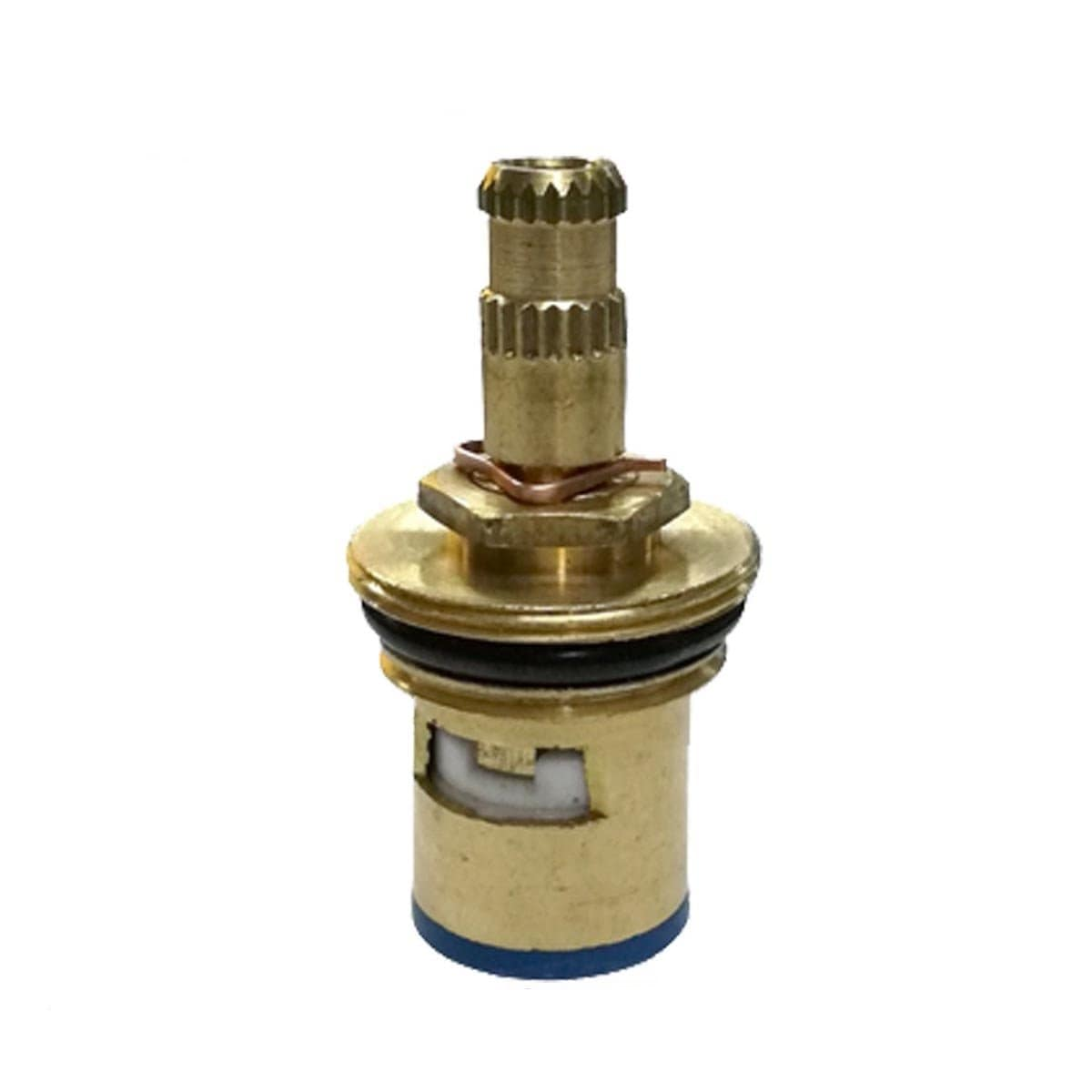ISANO ECO 90Deg Turn Brass Catridge 50mm K300