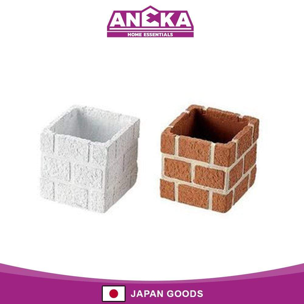 Japanese Cement Bowl (Brick)