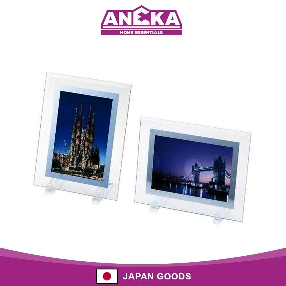 Japanese Glass Photo Frame L (Flat Type)