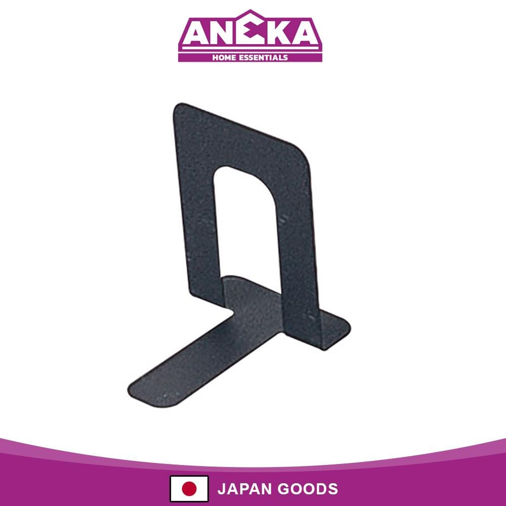 Japanese Iron Large Book Stand Black