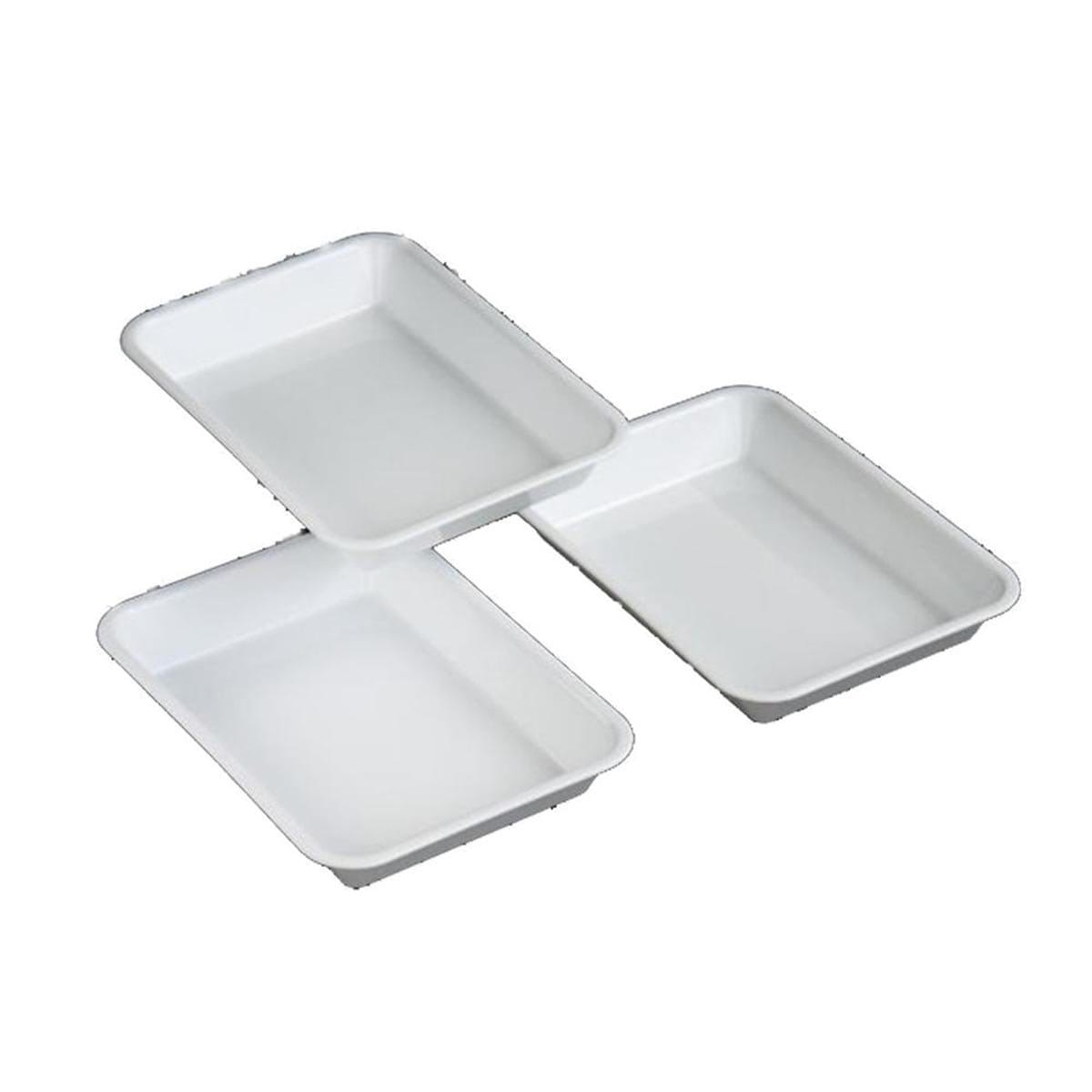 Japanese Kitchen Cooking Tray Small (330ml x 3p) White