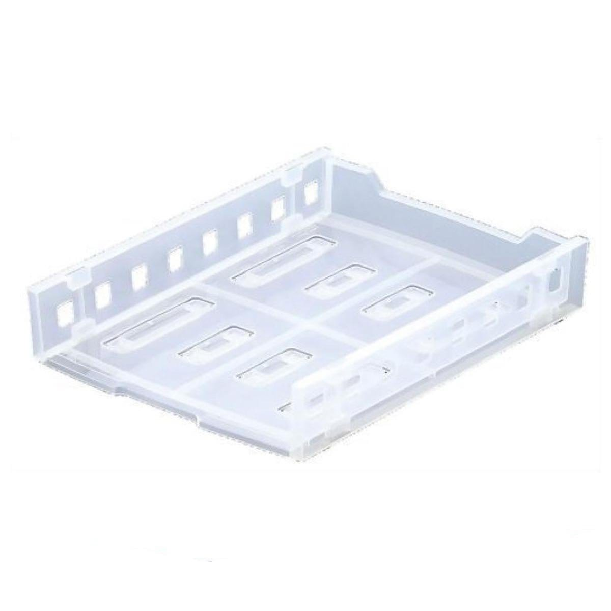 Japanese Large Plastic A4 Size Rack