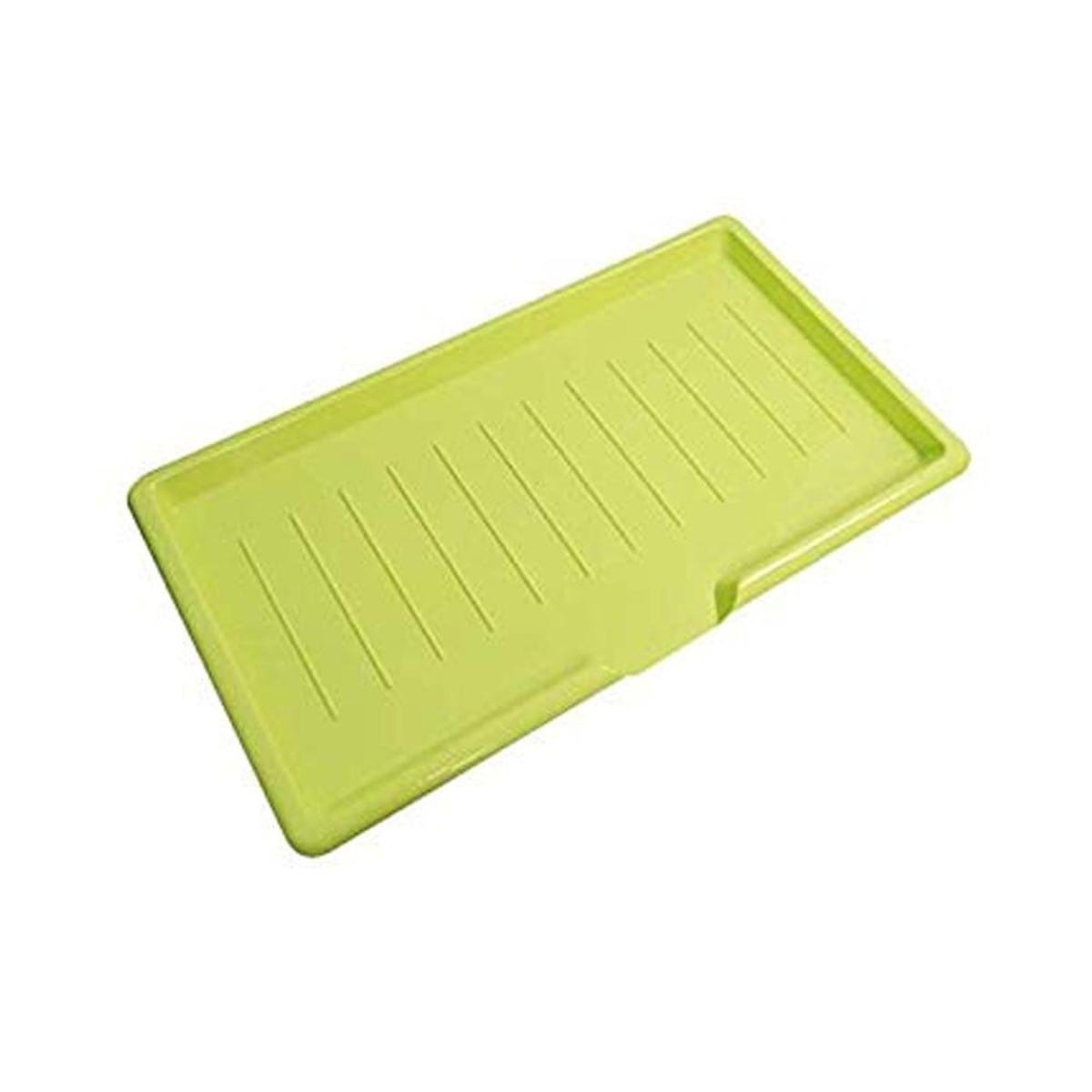 Japanese Plastic Drainage Tray For Sink Green