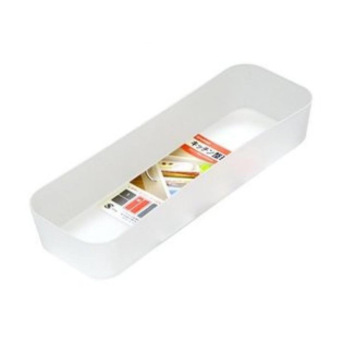 Japanese Plastic Kitchen Storage Box Case Utility Medium