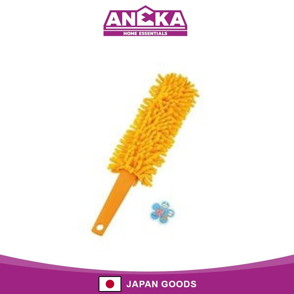 Japanese Plastic Long Mop Orange