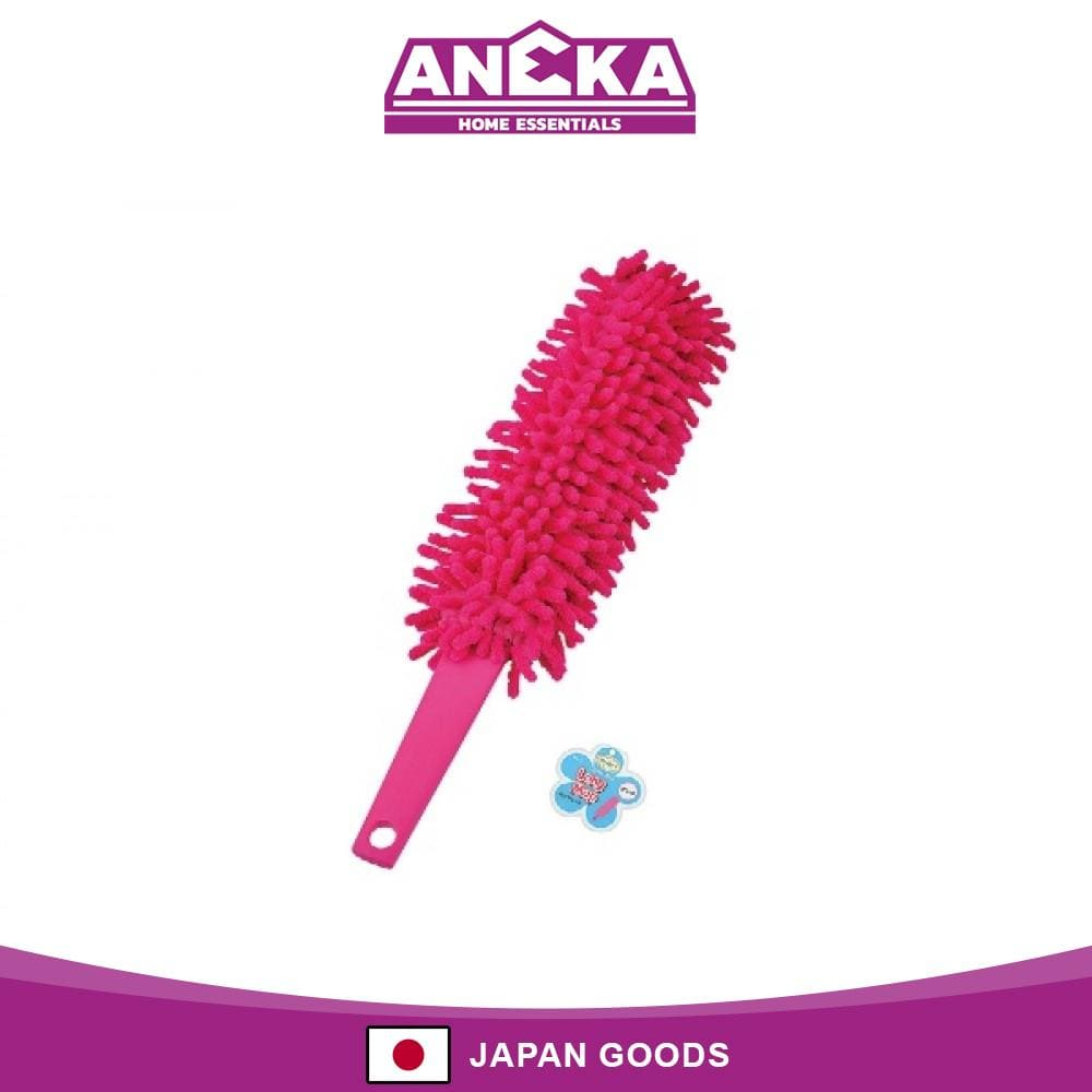 Japanese Plastic Long Mop Pink
