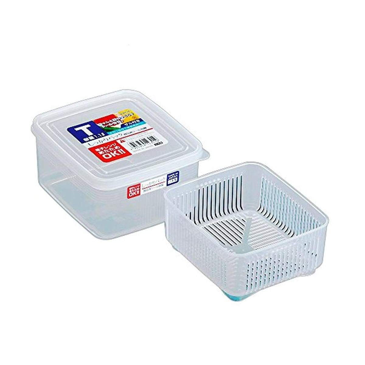 Japanese Plastic Measuring Food Container T K230