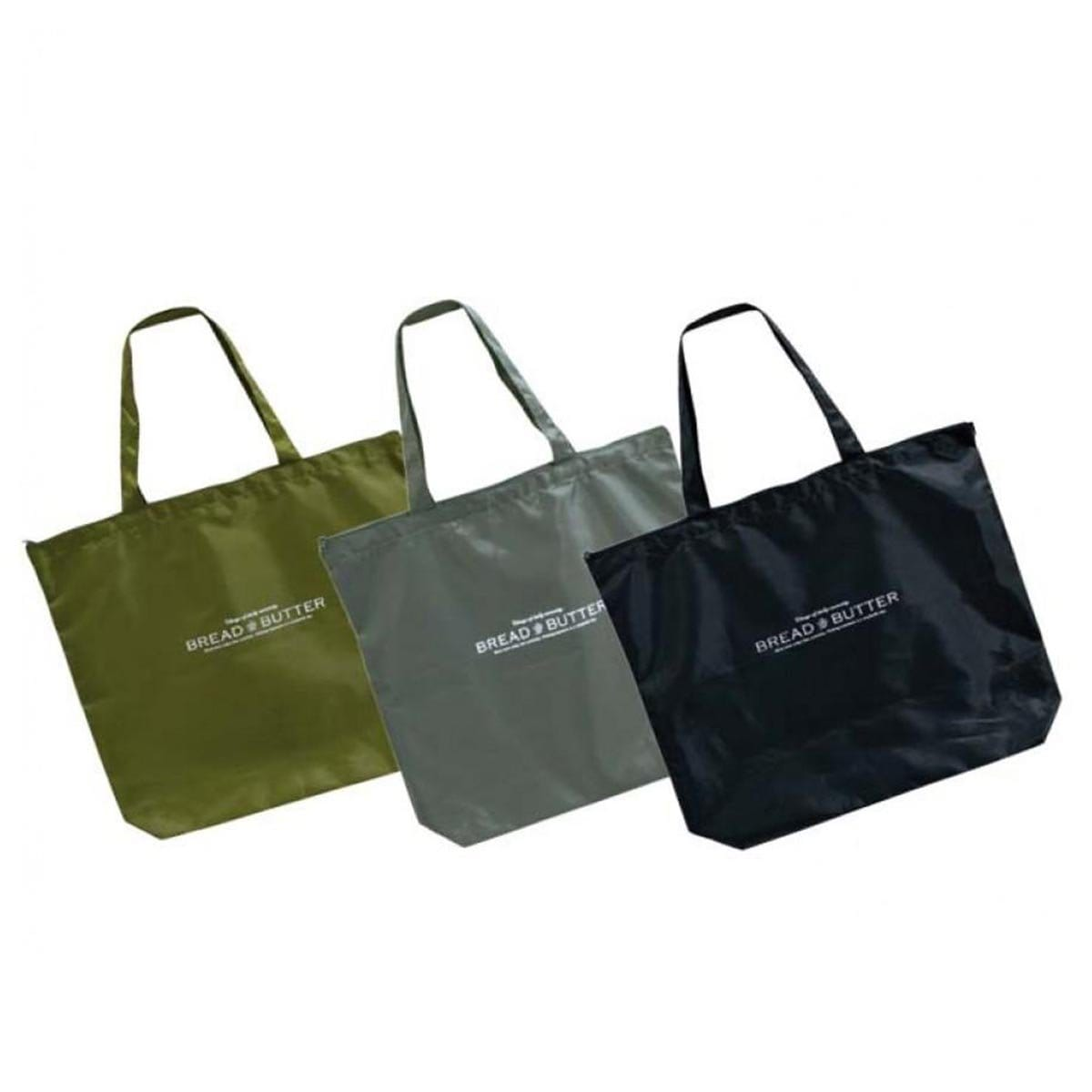 Japanese SJ Tote Bag LL With Fastener