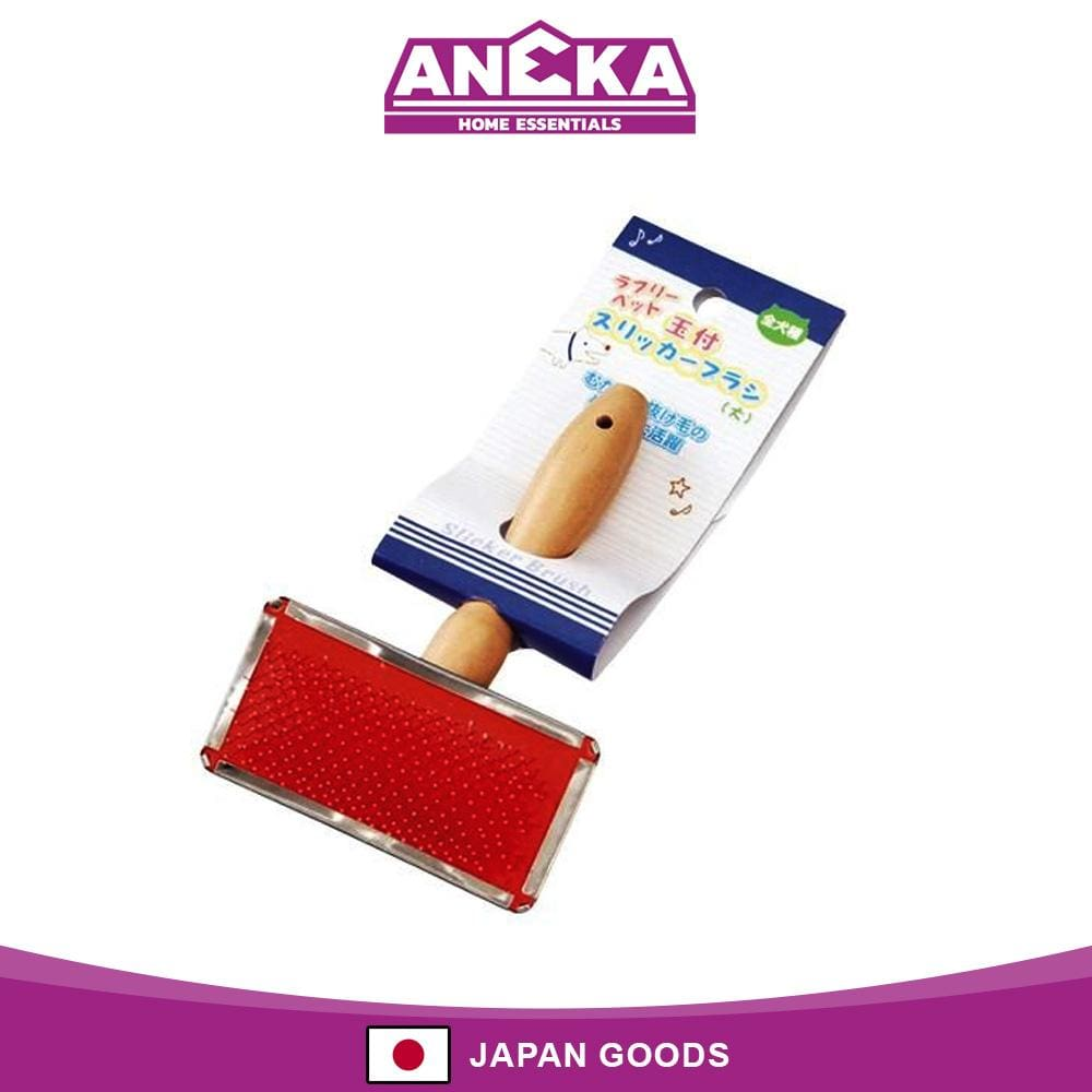 Japanese Wooden Brush For Pet