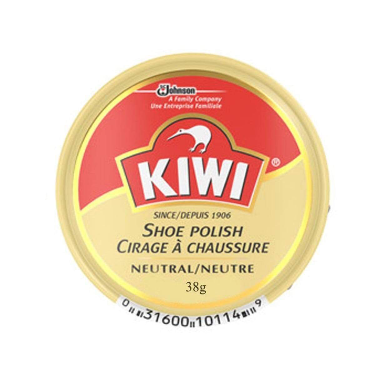 KIWI Shoe Polish Paste Neutral 36g 646905