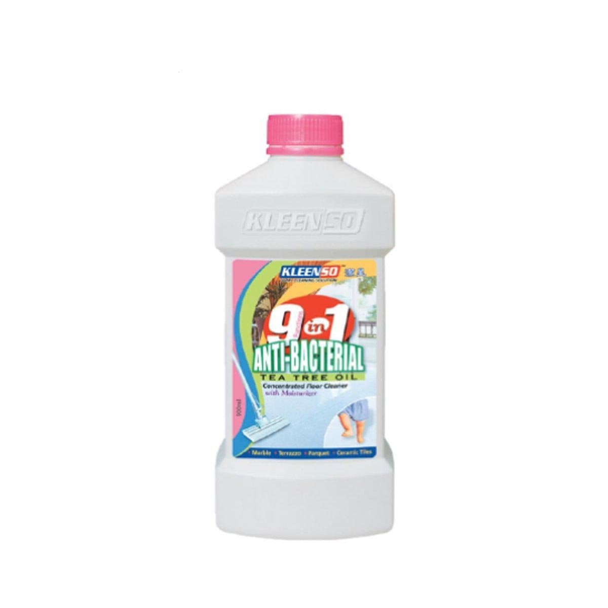 Kleenso 9 in 1 Anti-Bacterial F/Cleaner (KHC802)
