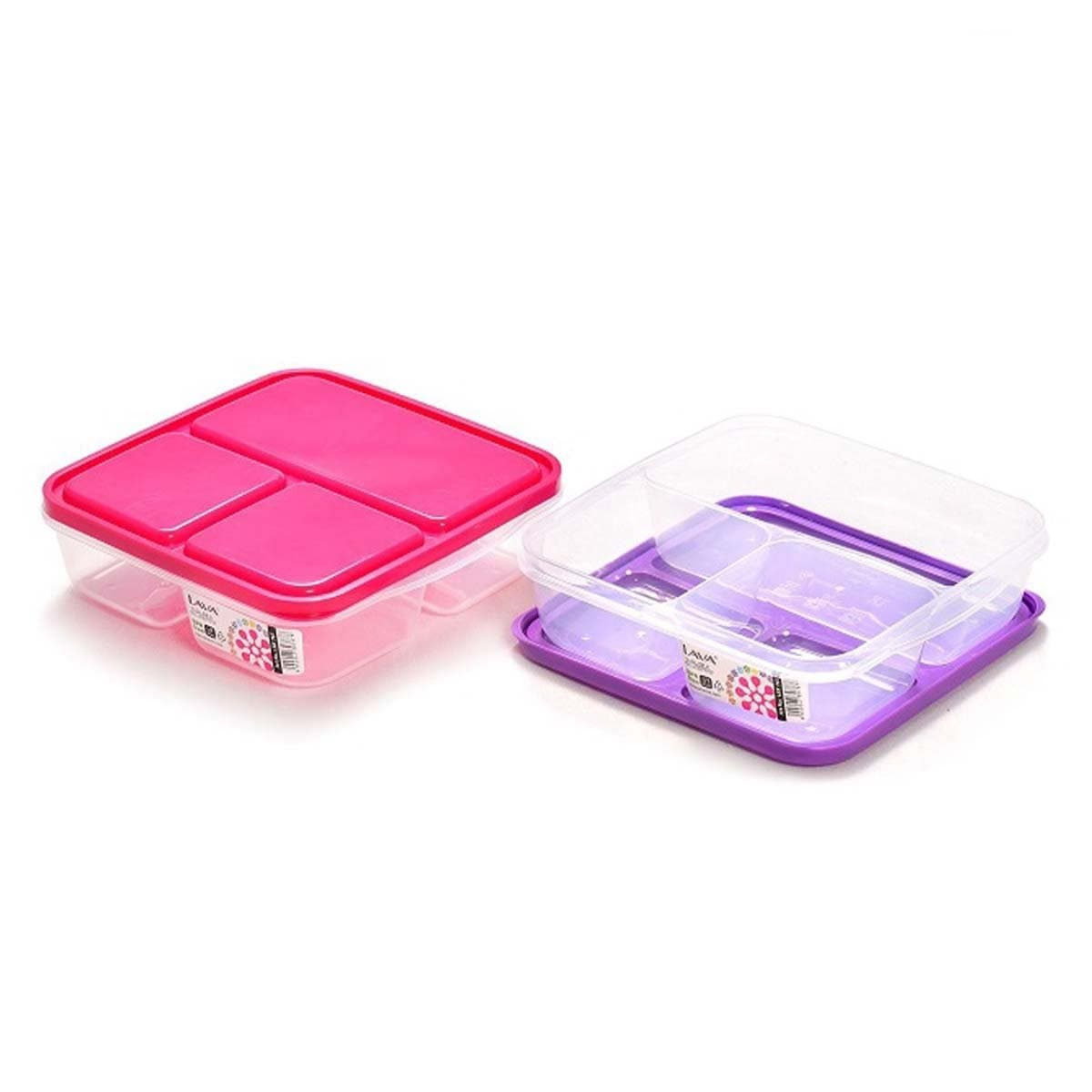 LBX787 LAVA Lunch Box (3 Tray) 1.1L