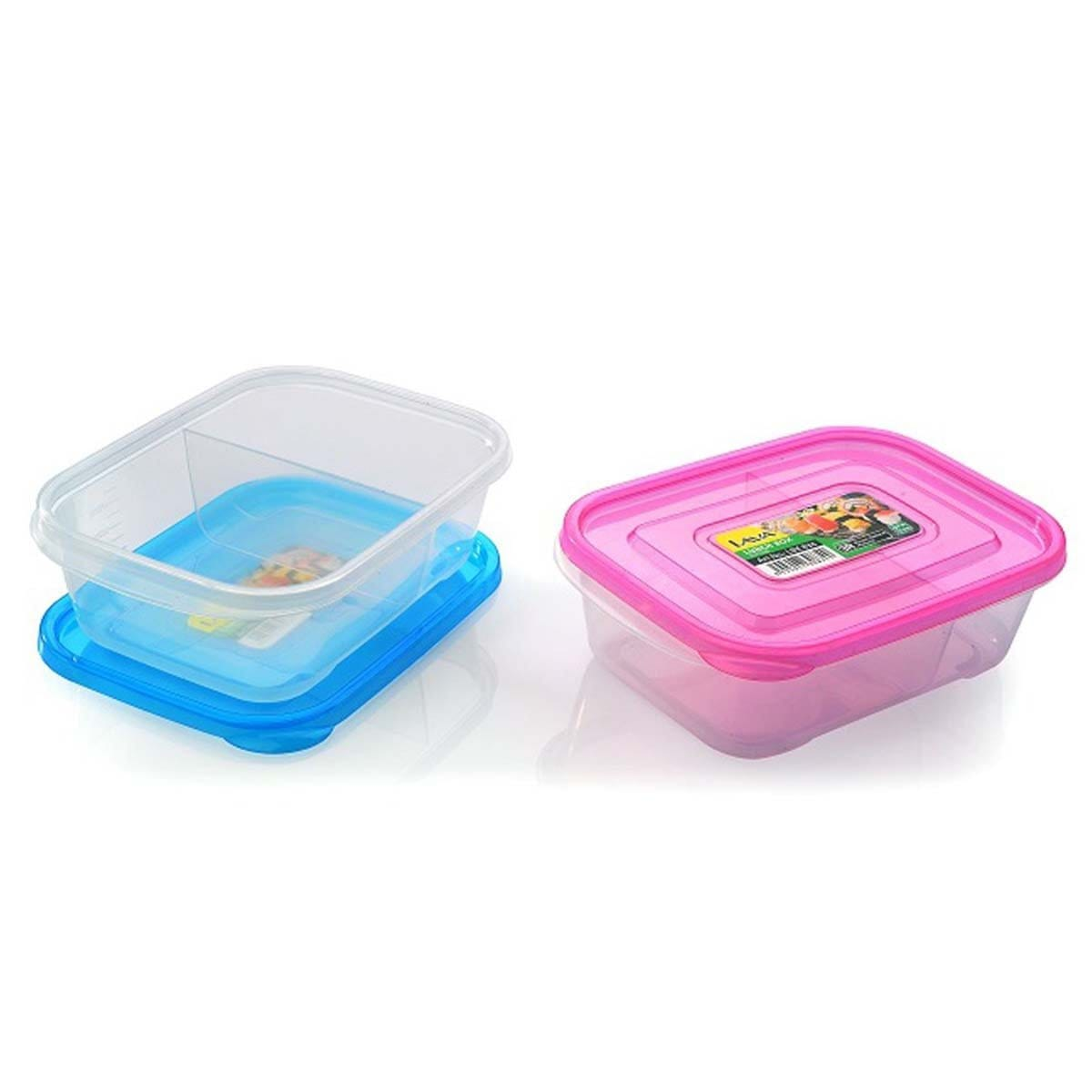 LBX834 LAVA Lunch Box (2 Comp) 890ml