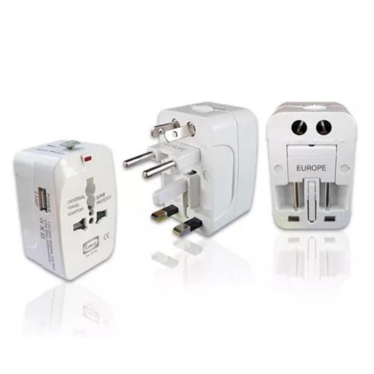 LEMAX Universal Travel Adapter TA-106