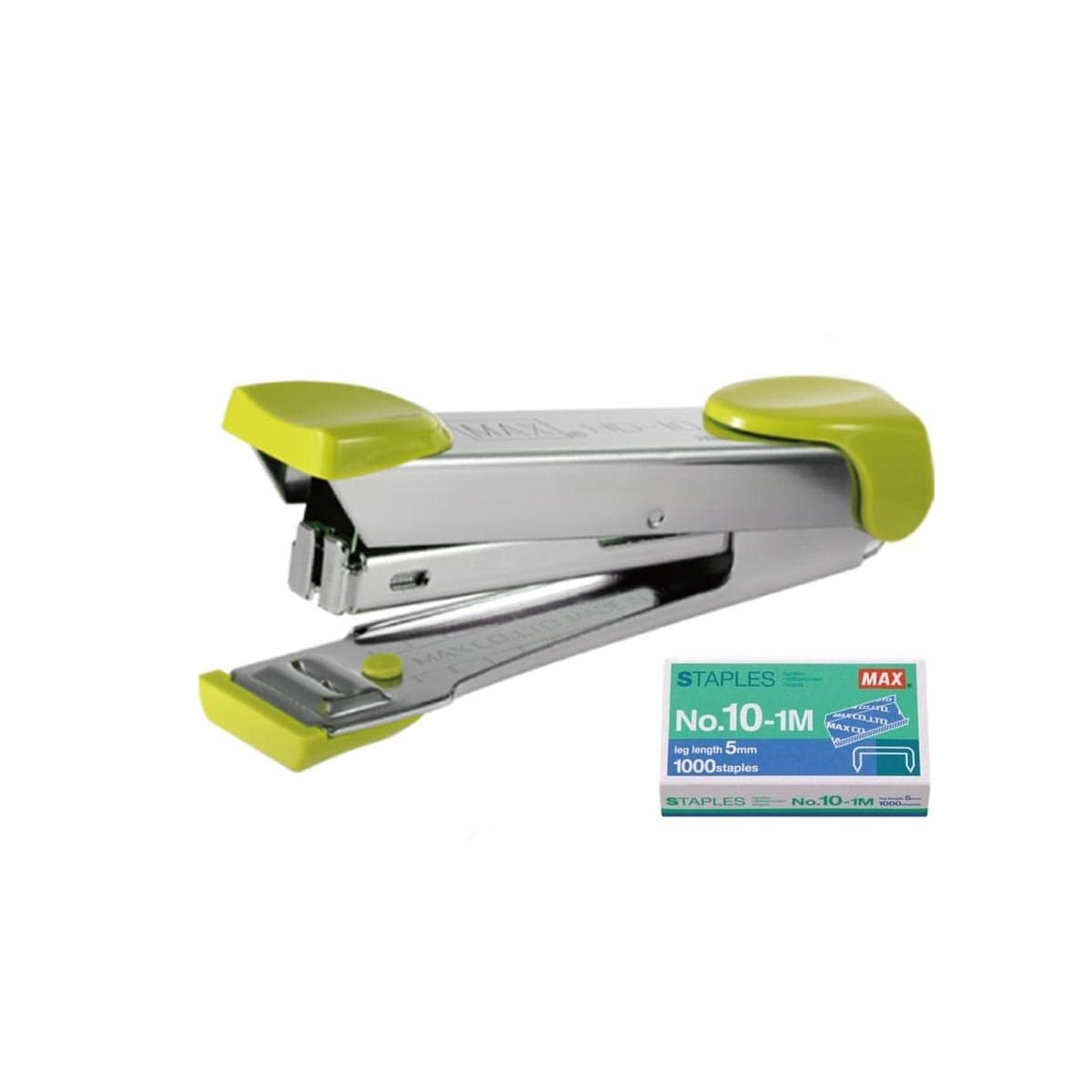 Max Stapler HD-10K Green