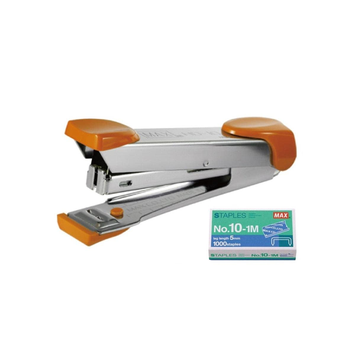 Max Stapler HD-10K Orange