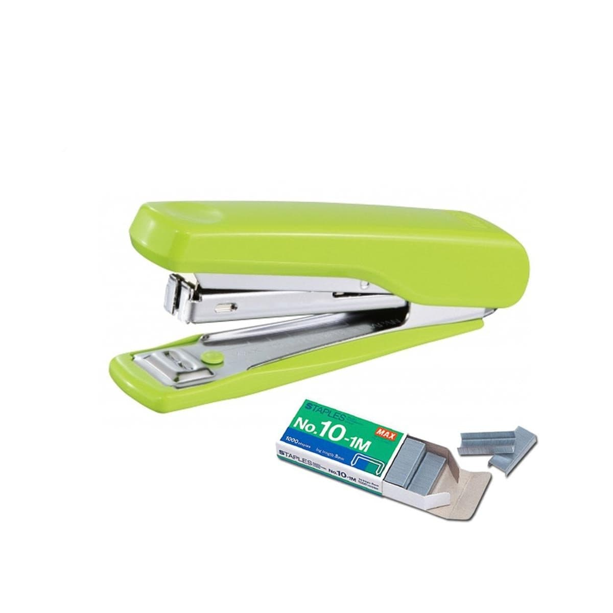 Max Stapler HD-10NK Light Green