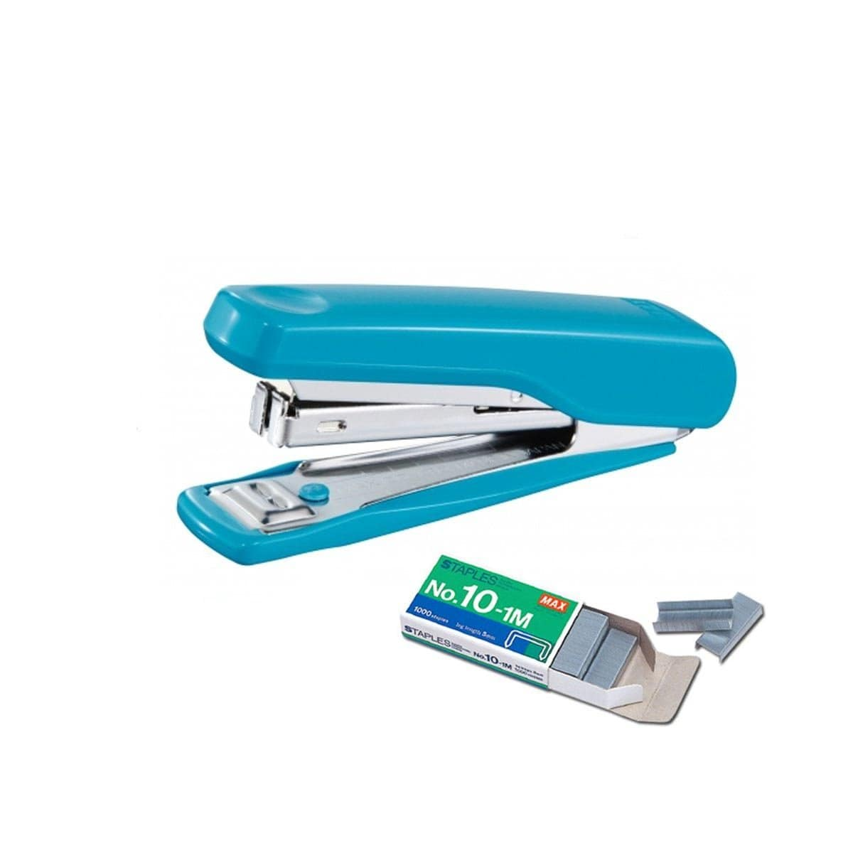 Max Stapler HD-10NK Sky Blue